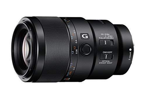 Foto Sony SEL90M28G Teleobiettivo con focale fissa FE 90 mm F2.8 Macro G OSS, Nero