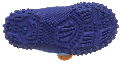 Playshoes DIE MAUS - UV-Schutz Badeschuhe DIE MAUS, Stivali Bambini e ragazzi Azul (original 900)
