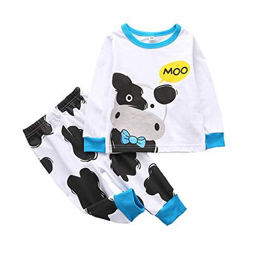 Poachers Poachers Junge Kleidung,Kleinkind Baby Boy Cartoon Buchstaben T-Shirt Streifen Shorts Outfits Sleepwears