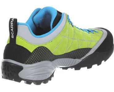 Scarpa Zen Pro Mid GTX lime fluo/turquoise