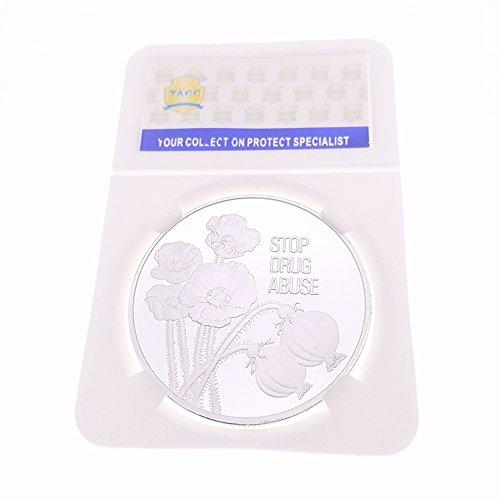 TACC Sammlermünzen Souvenir-Medaille auf Drogenmissbrauch