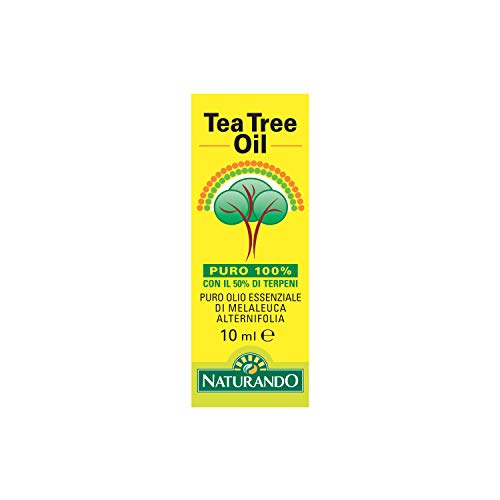 Zoom IMG-3 naturando tea tree oil flacone