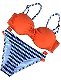 370099b0b85a Amazon.es: cuadros blanco y negro - Única / Conjuntos / Bikinis: Ropa
