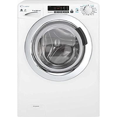Candy GVSW485DC A Rated Freestanding Washer Dryer - White
