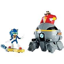Sonic - Pack doble con figuras (Bizak 30692150)