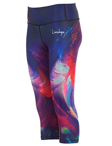 Winshape Damen Functional Colour Explosion Power Shape ¾ ¾