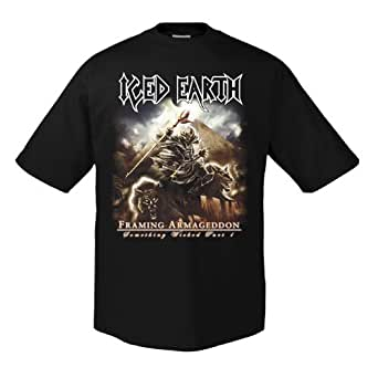 Iced Earth Something Wicked pt1 ei1107 T-shirt S