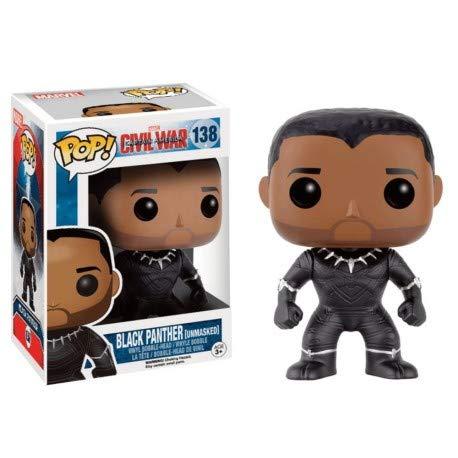 Black Panther (Sin Máscar