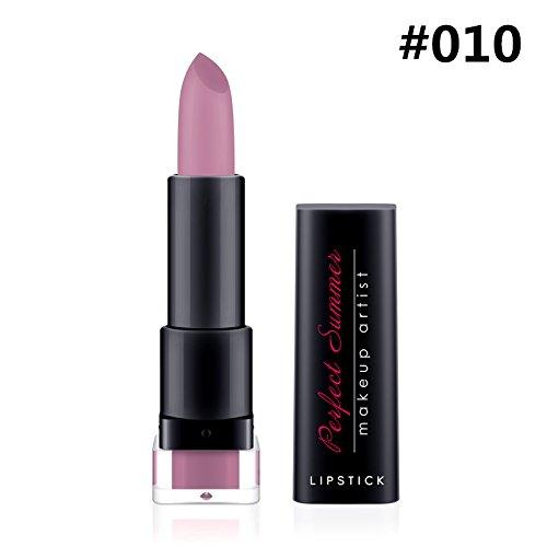 Zokra - Perfect Summer Marque Fashion Lip Lip Stick Peinture mat Velvet Hydratante Nutritif Rouge š€ lššvres Long Lasting Maquillage BeautšŠ [10]