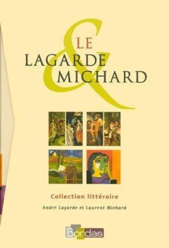 COFFRET LAGARDE & MICHARD (Ancienne Edition) par Lagarde et Michard