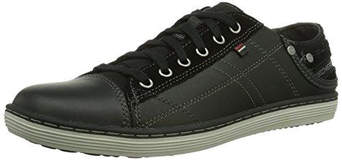 skechers-uomo-sorino-pantalone-scarpe-sportive-nero-size-40