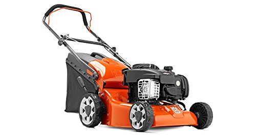 Husqvarna LC 140 - Cortacésped (Manual lawn mower, Gasolina, 25 - 75, Stepped)