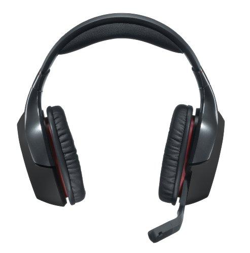 Logitech G930 PC-Gaming Kopfhörer (schnurlos, für PC) schwarz - 6