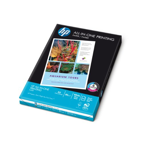 HP All-In-One Printing Paper - Papel (80 g/m²)