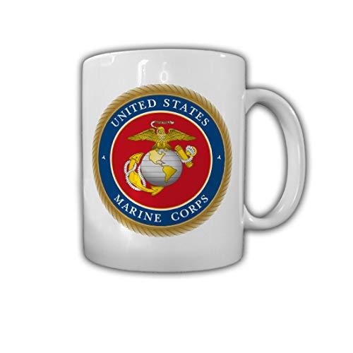 United States Marines Corps US Navy USA Wappen Abzeichen - Tasse #26801
