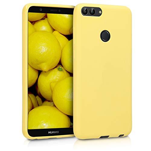 Kwmobile Funda Huawei Enjoy 7S / P Smart - Carcasa
