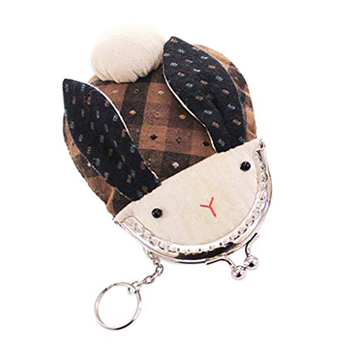 FLAMEER Bastelset Tasche/Geldbörse zum Selbernähen mit Nähen Material Paket Handwerk DIY - Schwarz (Schwarz Handwerk Taschen)