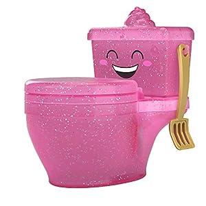 Mattel - Pooparoos, mascotas de juguete sorpresa con inodoros surtido  ( GGT20)