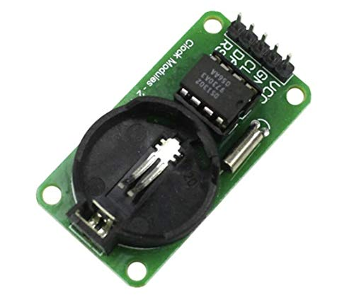 MODULO DS1302 Uhr Real Time Clock Module for AVR ARM PIC SMD Arduino