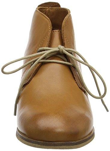Apple of Eden Bruna Damen Chukka Boots Braun (Cognac)
