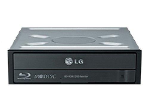 LG CH12NS40 Blu-Ray ROM 16x8x16xDVD+RW 12xDVD+7-DL 5xDVD-RAM 12xBD-ROM SATA bulk schwarz