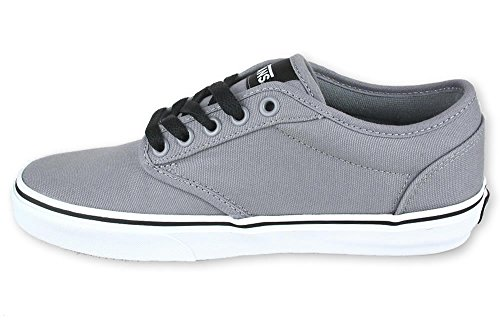 Vans Mn Atwood, Sneakers Basses Homme Gris
