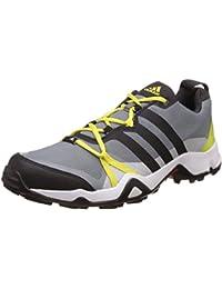 Adidas Men's Rogain Presil, Black, Shoyel and Utibl Sneakers