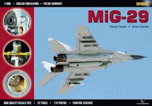Mig-29 (Topshots) por Maciej Niecko