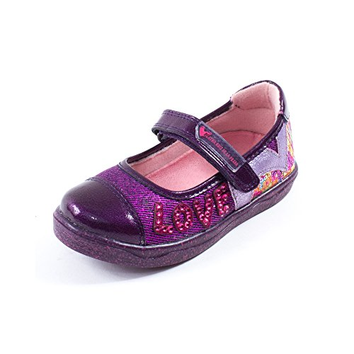 Ballerines violet 141960A - Agatha Ruiz de la Prada Violet