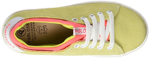 Pablosky 261297, Chaussures Fille Vert