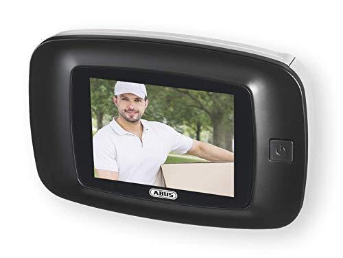 ABUS Digitaler Türspion mit Aufnahmefunktion DTS3214rec 38825