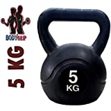 Bodygrip Kettlebell for Home Gym, 5 KG.