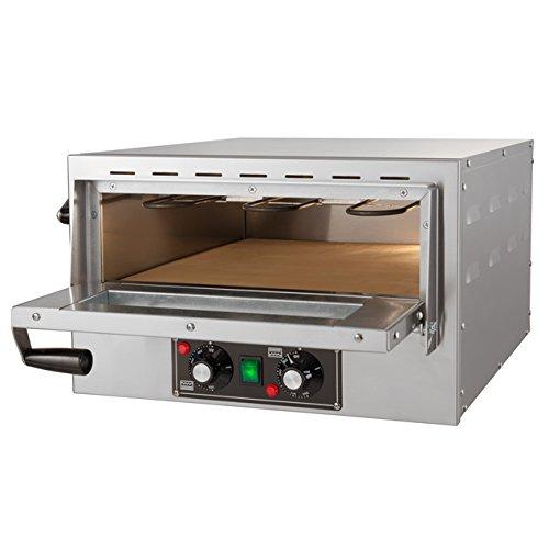Luxeda -forno elettrico professionale per pizza - potenza 1.7 kw a 230v