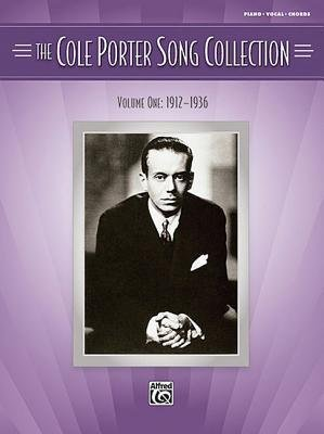 [(The Cole Porter Song Collection, Volume One: 1912-1936)] [Author: Cole Porter] published on (December, 2009)