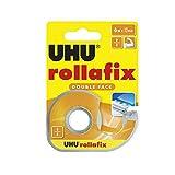 UHU Rollafix Double-Face Dévidoir 6m x 12mm