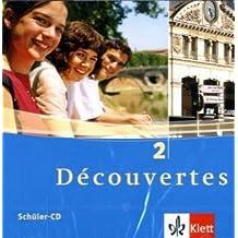 Découvertes 2 Inhalt: 2 Audio-CDs