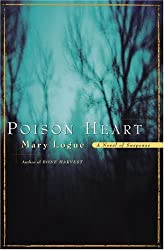 Poison Heart: A Novel of Suspense (Claire Watkins Mysteries) by Mary Logue (2005-07-26)
