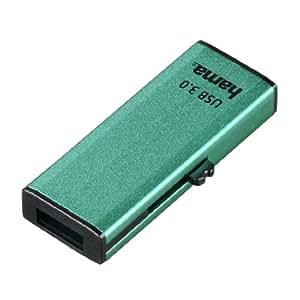 Hama Valeus 32GB Speicherstick (150Mbps, USB 3.0) smaragdgrün