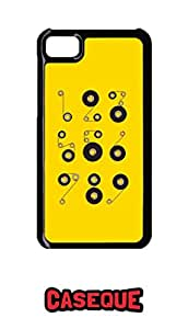 Caseque Reel One to Nine Back Shell Case Cover for BlackBerry Z10