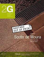 2G N.5 Eduardo Souto de Moura: Recent Work (2G: International Architecture Review Series)