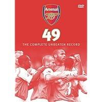Arsenal - 49 Unbeaten Record
