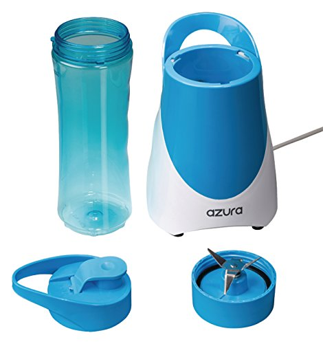 Eurosell - Günstiger Smoothie Maker Mini Stand Standmixer Mixer + Trinkflasche