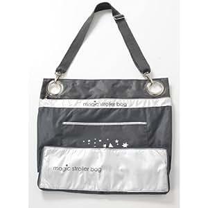 Magic Stroller Bag - Pochette de poussette Magic Pocket - Gris