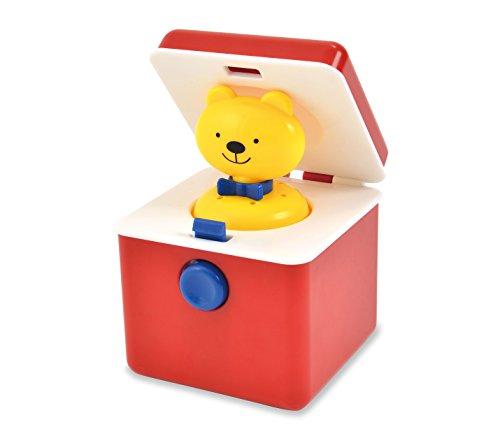 Galt Toys Springteufelchen-Teddy (Box Jack)