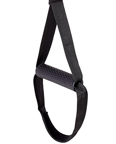 Gregster-Body-Weight-Sling-Trainer-with-Professional-Handles--Functional-Full-Body-Suspension-Trainer--Includes-Door-Anchor-Carabiner-Attachment-and-Transport-Bag--Max-Load-120-kg