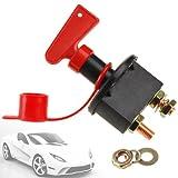 Coupe-batterie de voiture 24V, 12V, maximum 500A