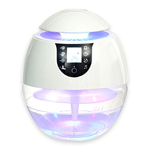 winwin clean Systemische Reinigung - AIR Blow III I Bluetooth I IONISATOR I LED I 3 LEISTUNGSSTUFEN