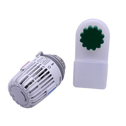 IMI Heimeier Thermostat-Kopf 7000-00.500 mit Nullstellung mit praktischer Heizkörperentlüftungsbox by kör4u (1)