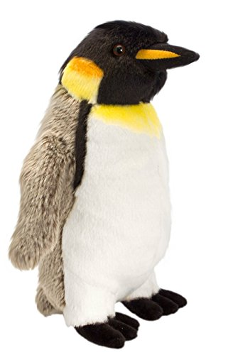 EMPEROR PENGUIN 30CM SOFT TOY BY KEEL TOYS