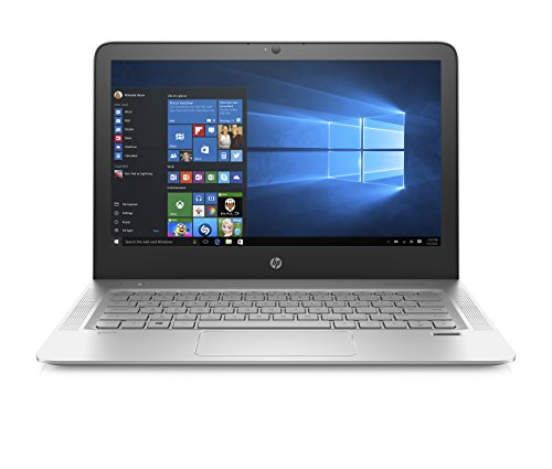 "HP ENVY 13-d012nl Portatile, 13.3"" WLED, Intel Core i7-6500U, RAM 8 GB, SSD 512 GB, Intel Graphics HD, Windows 10, Argento"